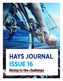 report hays journal 16